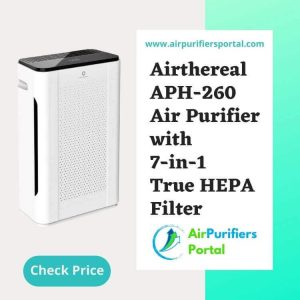 best air purifier for office cubicle 2021