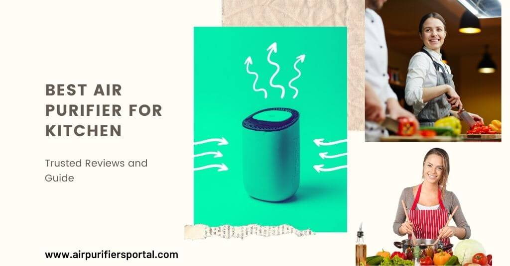 best air purifier for kitchen odors