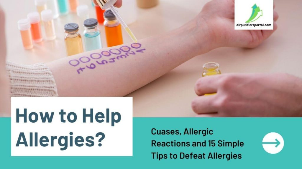 how to help allergies