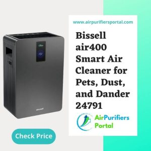 Best Air Purifier for dust and pets in Extra-Large Room