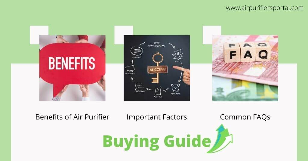 best air purifier 2021 buying guide