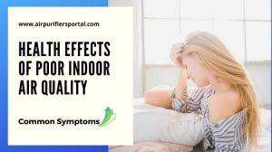 Health effects of poor indoor air quality